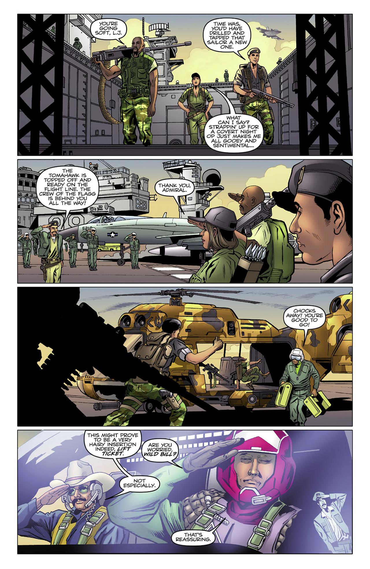 G.I. Joe: A Real American Hero 170 Page 7
