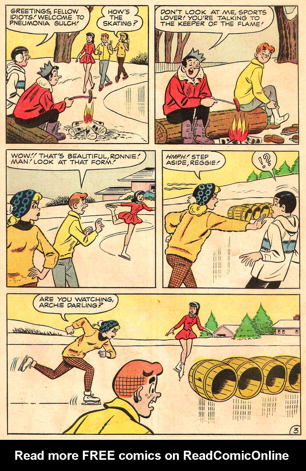 Read online Archie's Girls Betty and Veronica comic -  Issue #98 - 22