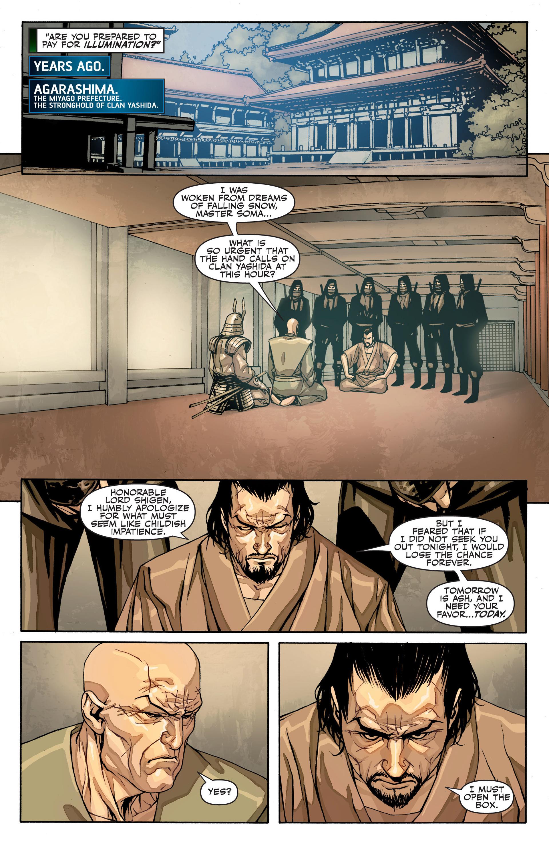 Read online Secret Warriors comic -  Issue #26 - 12