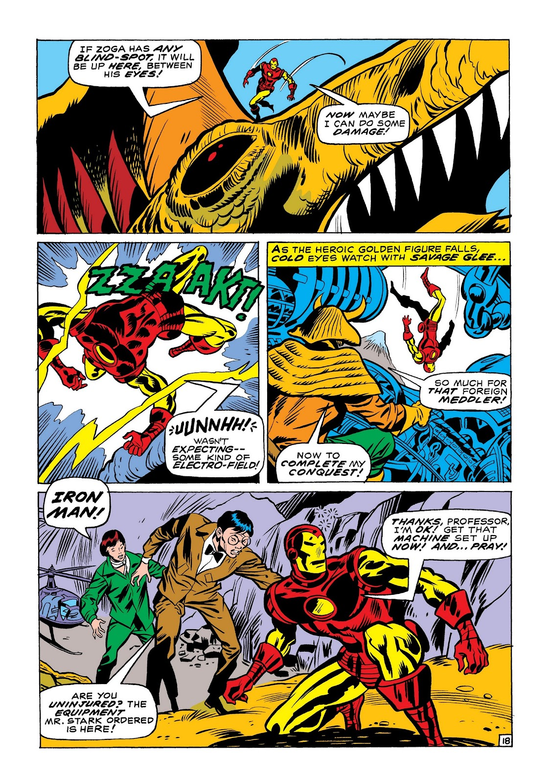 Read online Marvel Masterworks: The Invincible Iron Man comic -  Issue # TPB 7 (Part 2) - 6