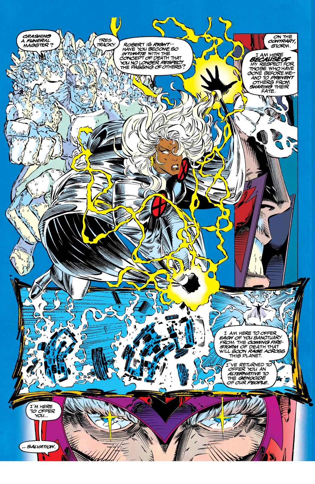 Uncanny X-Men (1963) issue 304 - Page 27
