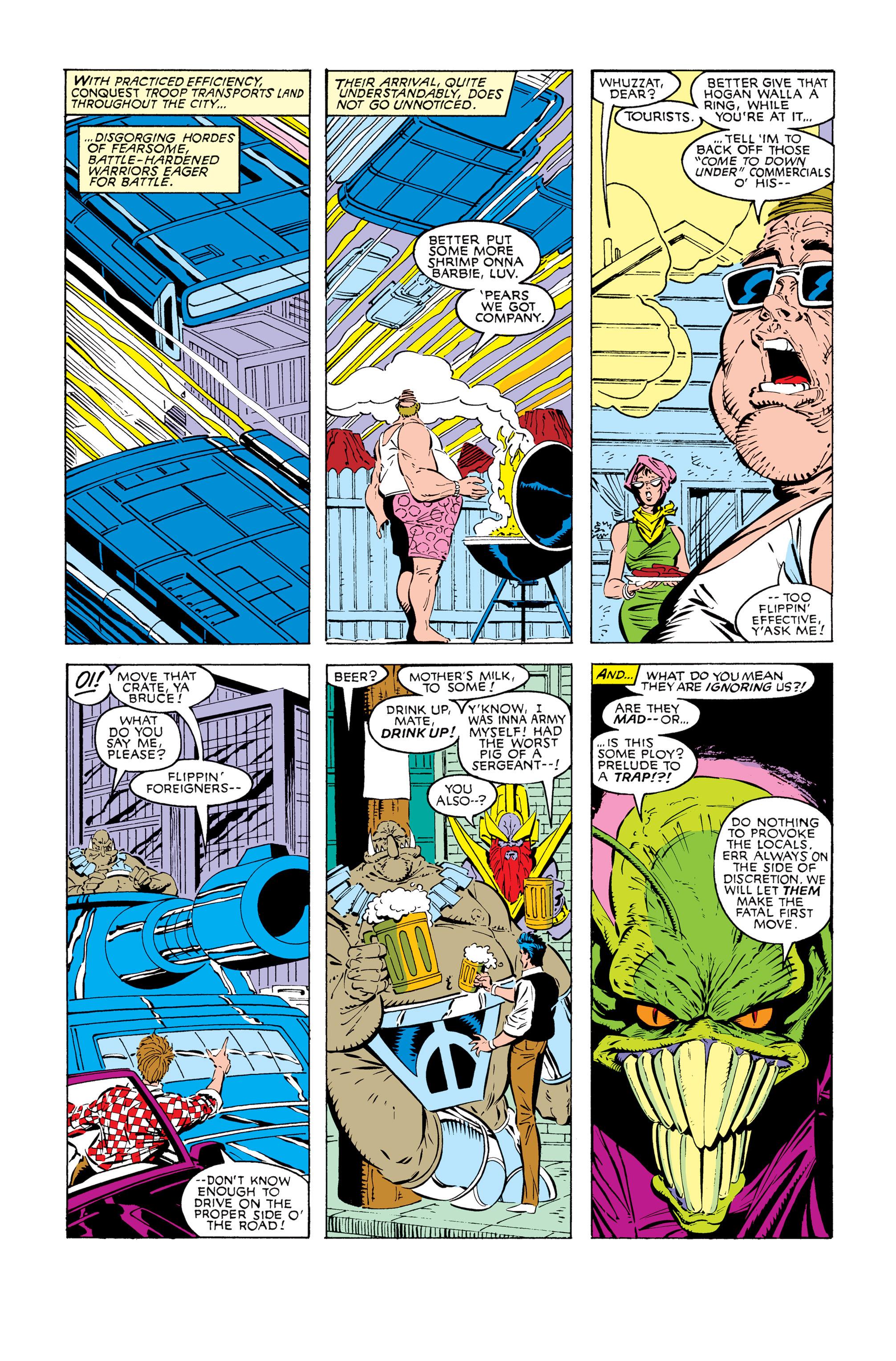 Read online Uncanny X-Men (1963) comic -  Issue #245 - 12