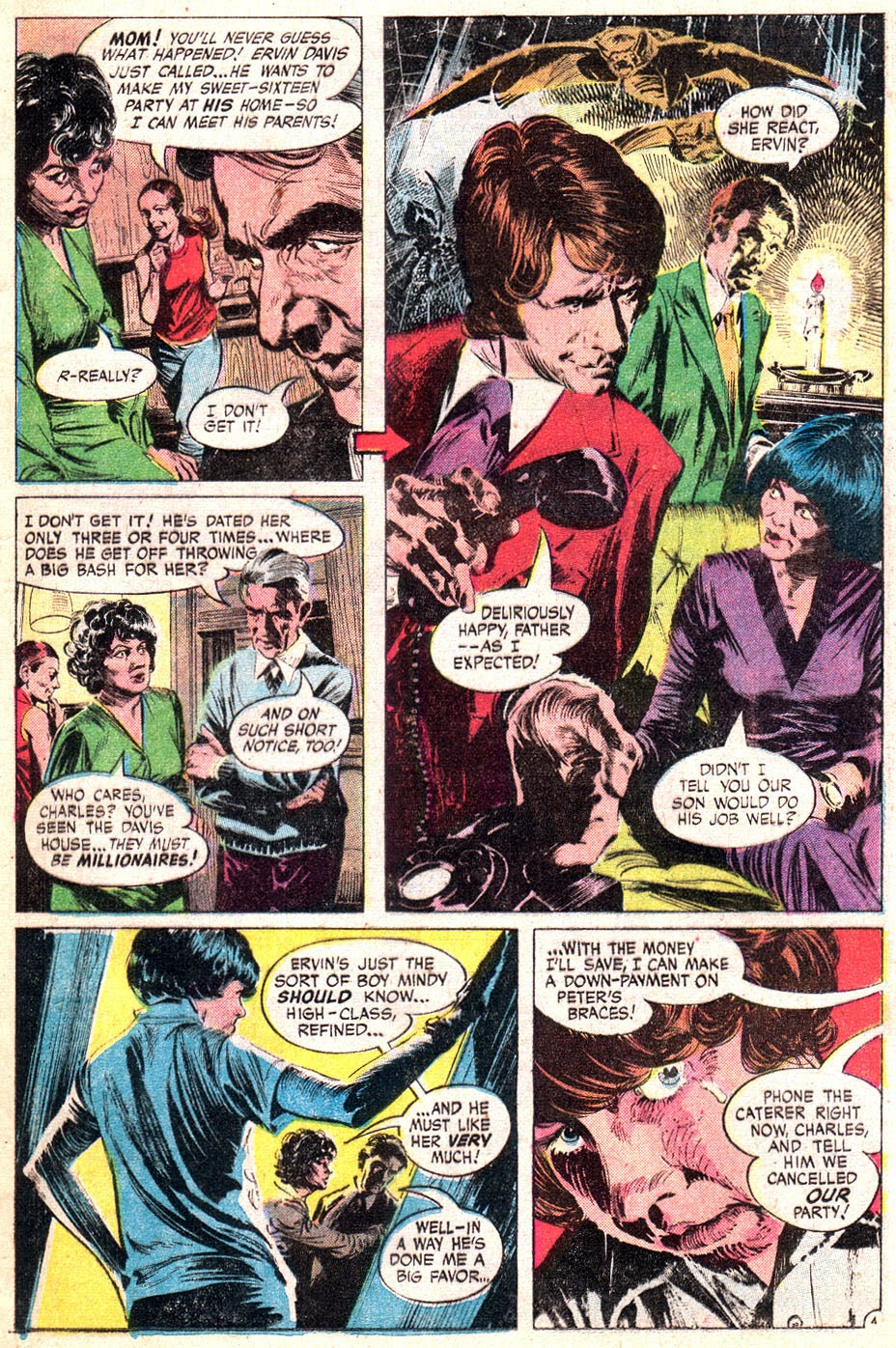 The Witching Hour (1969) issue 25 - Page 25