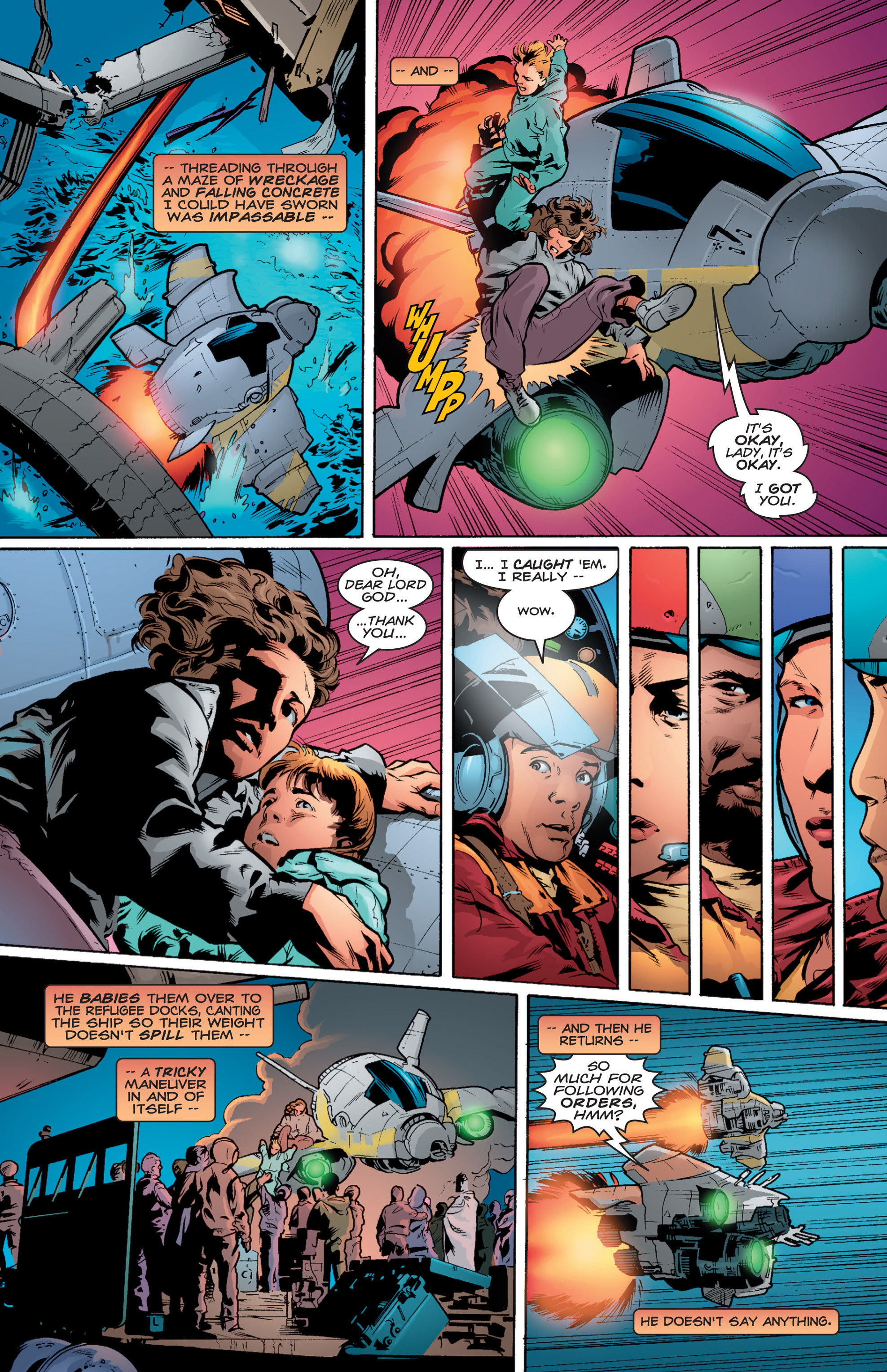 Read online Shockrockets comic -  Issue # TPB - 49