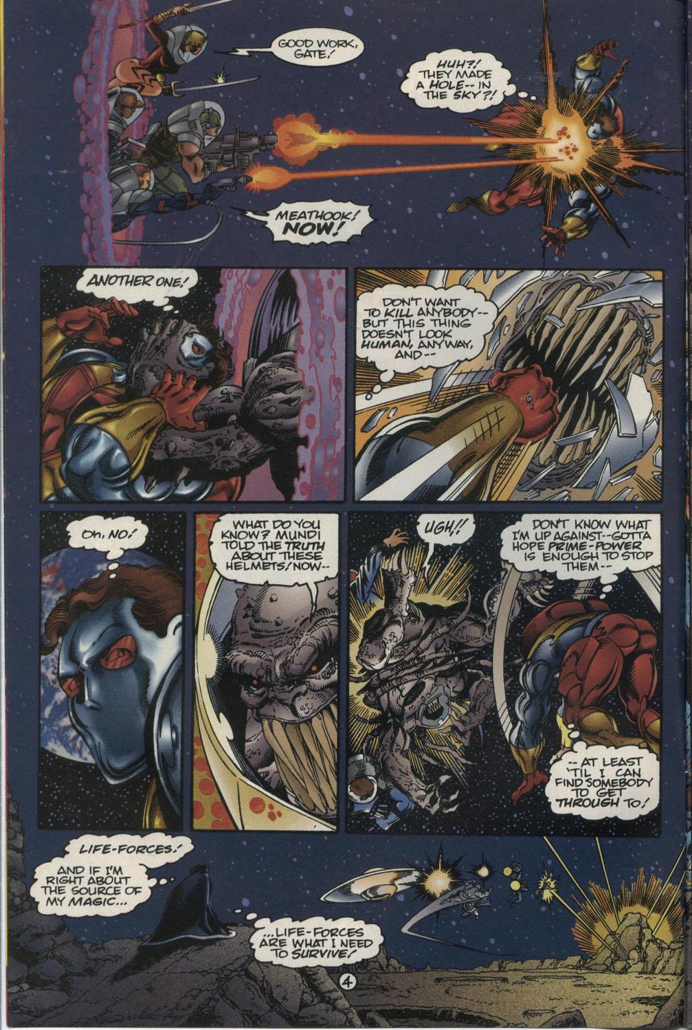 Read online Break-Thru comic -  Issue #2 - 5