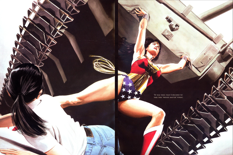 Read online Wonder Woman: Spirit of Truth comic -  Issue # Full - 29