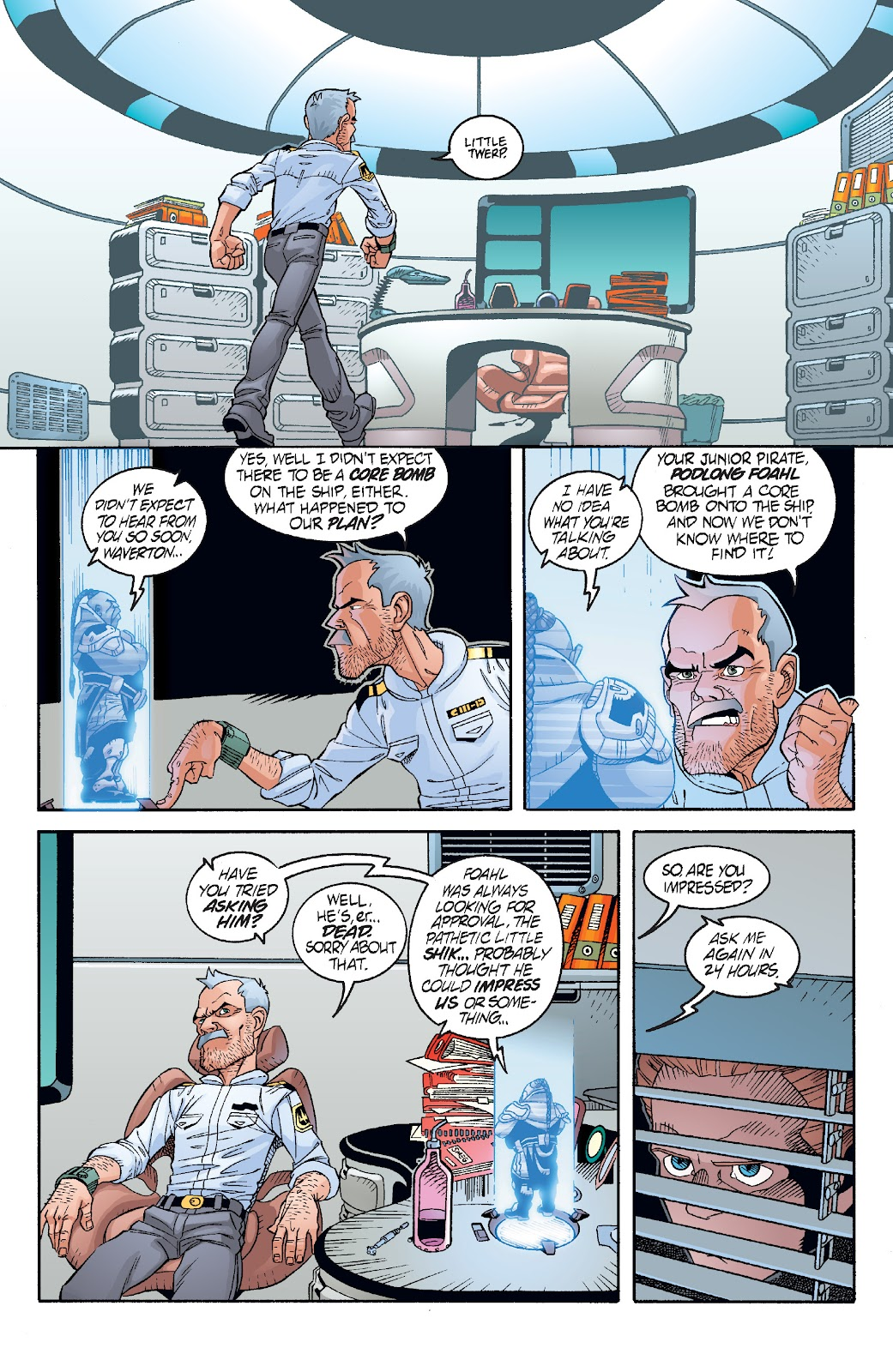Read online Star Wars Legends: Rise of the Sith - Epic Collection comic -  Issue # TPB 1 (Part 3) - 54