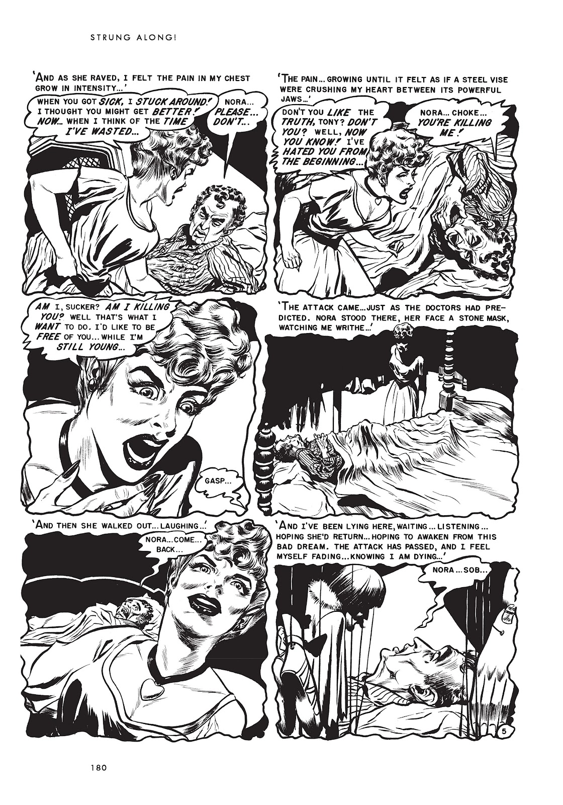 Read online Sucker Bait and Other Stories comic -  Issue # TPB (Part 2) - 95