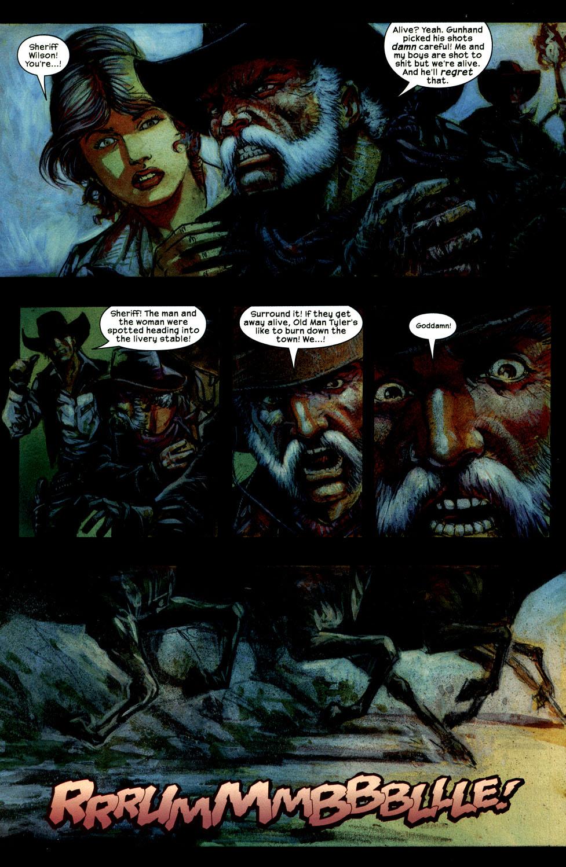Read online Apache Skies comic -  Issue #2 - 10