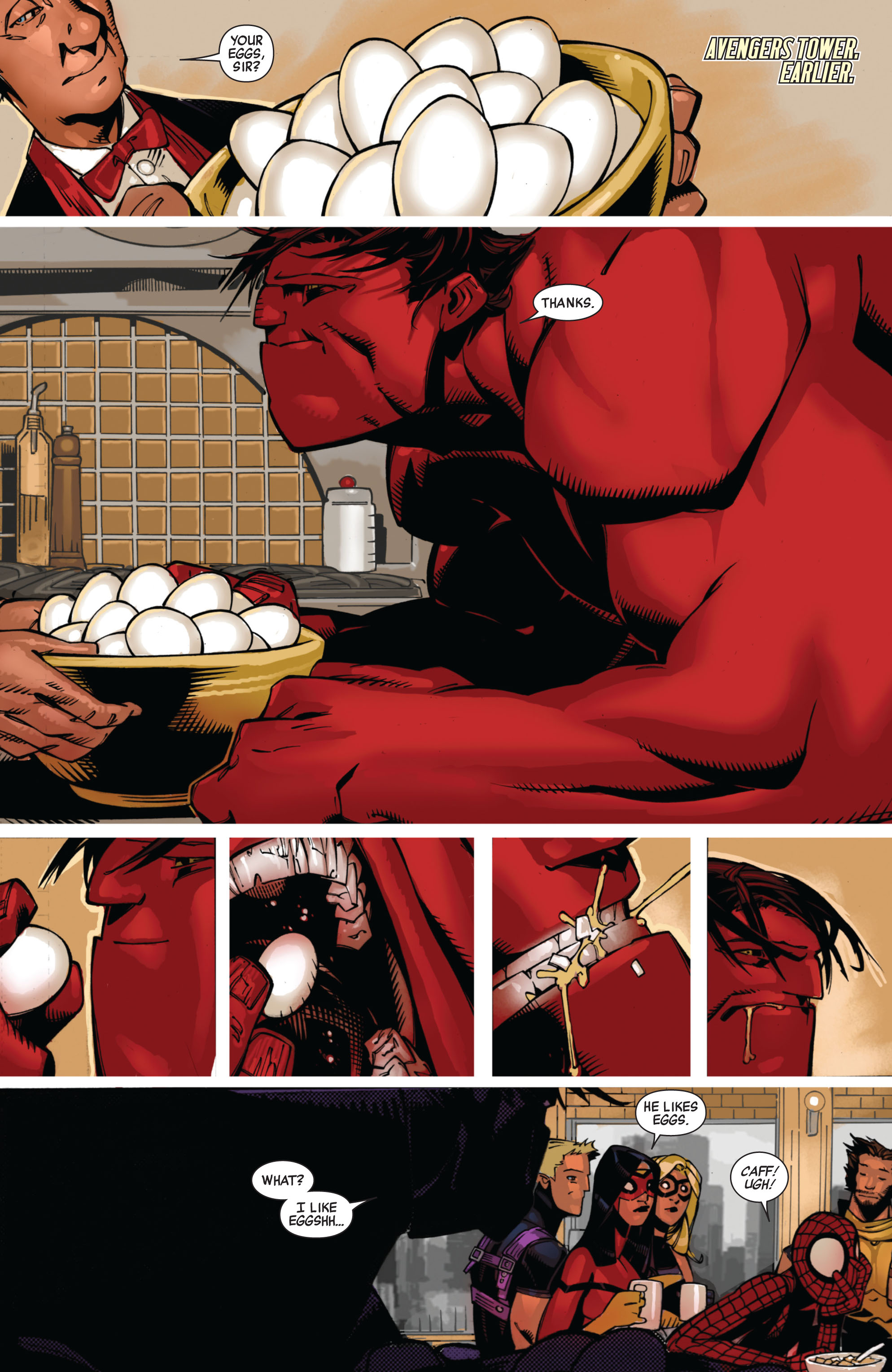 Read online Avengers (2010) comic -  Issue #13 - 8