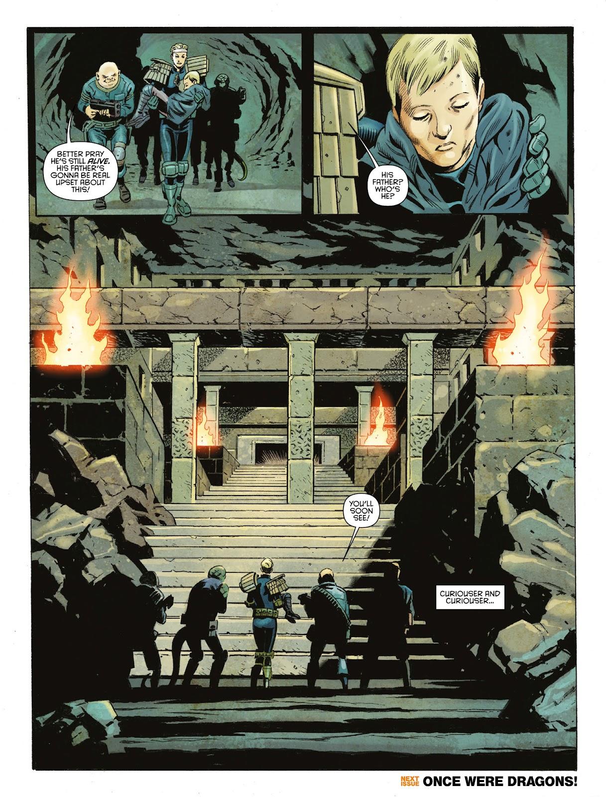 Judge Dredd Megazine (Vol. 5) Issue #381 #180 - English 52