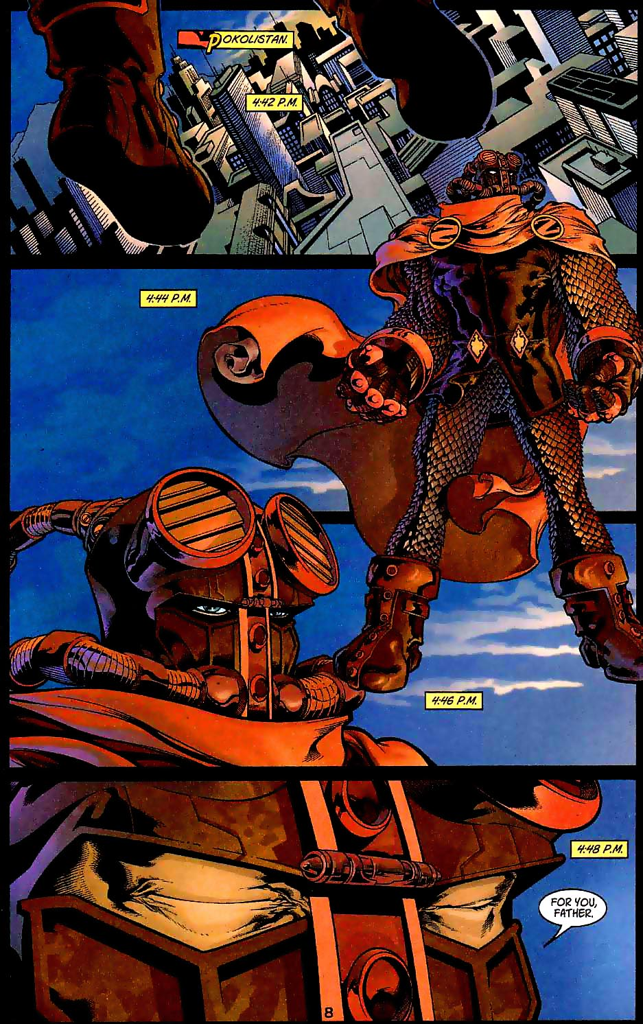 Action Comics (1938) 801 Page 8