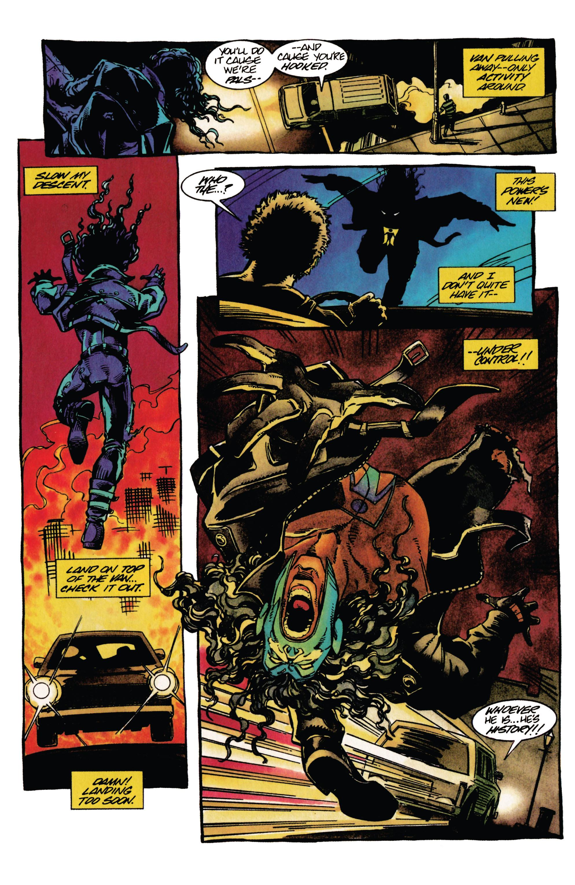 Read online Shadowman (1992) comic -  Issue #30 - 13
