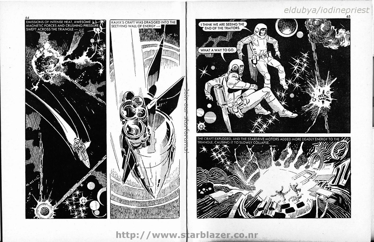 Starblazer issue 97 - Page 34