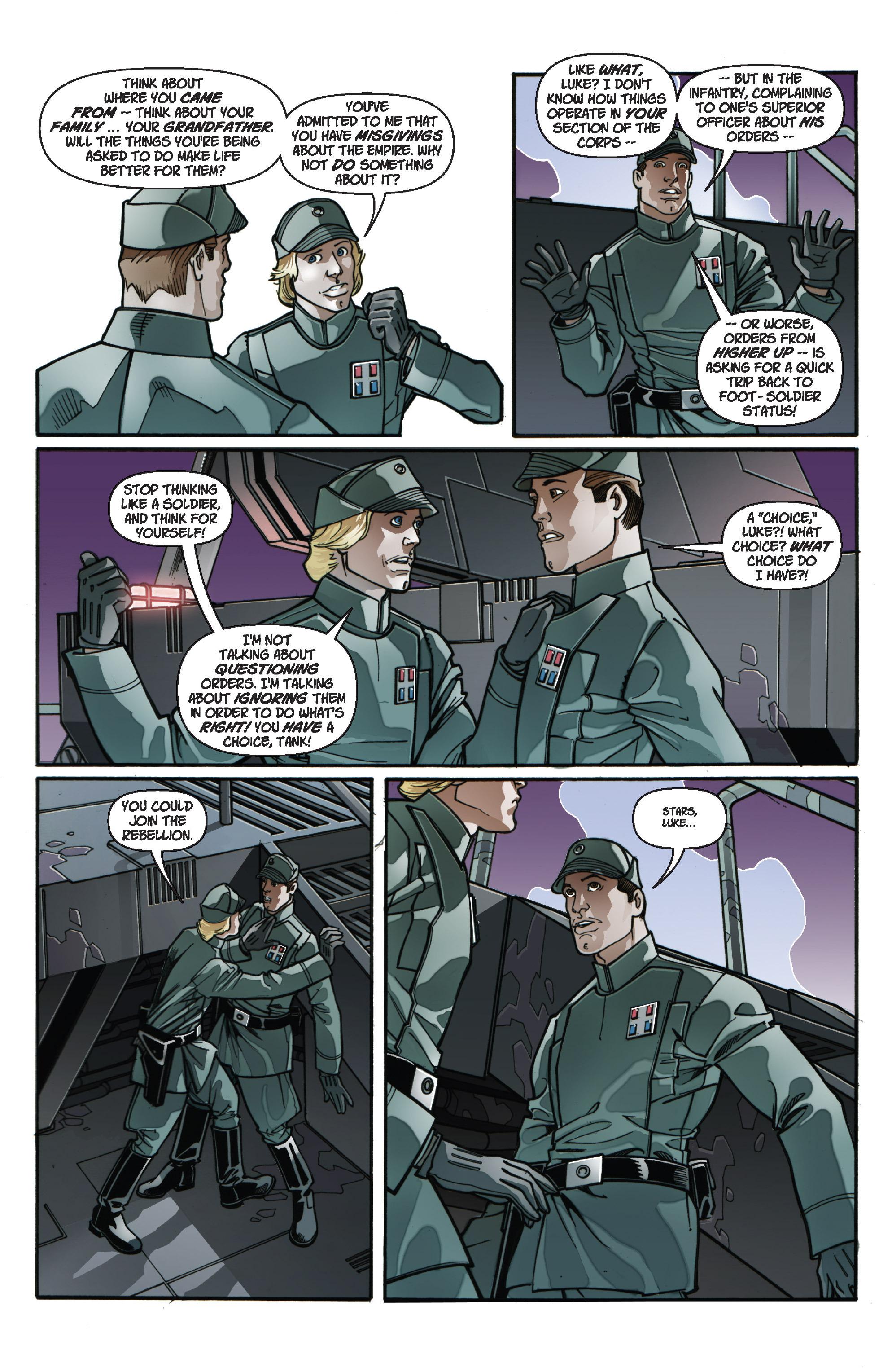 Read online Star Wars Omnibus comic -  Issue # Vol. 22 - 286