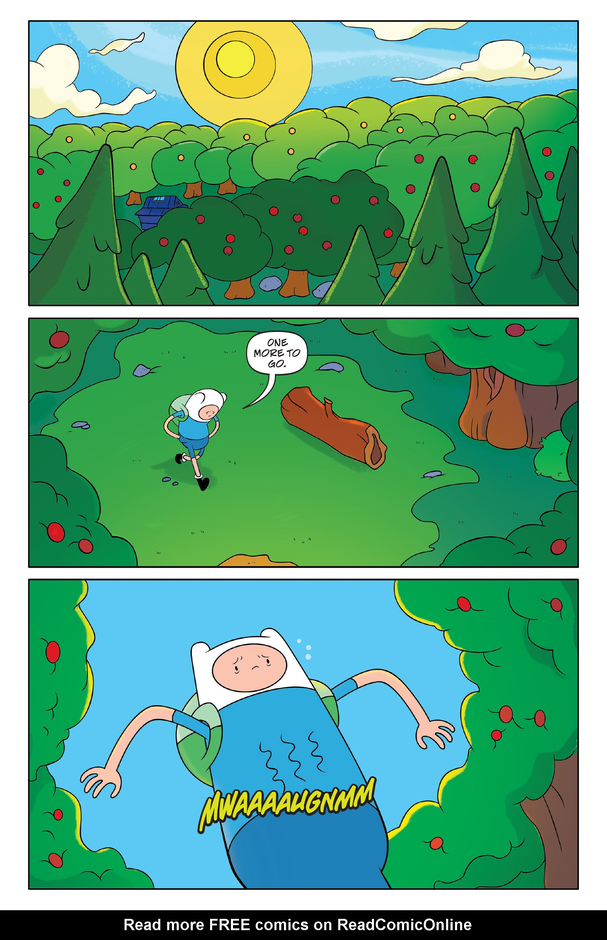 Read online Adventure Time: The Four Castles comic -  Issue #Adventure Time: The Four Castles TPB - 100