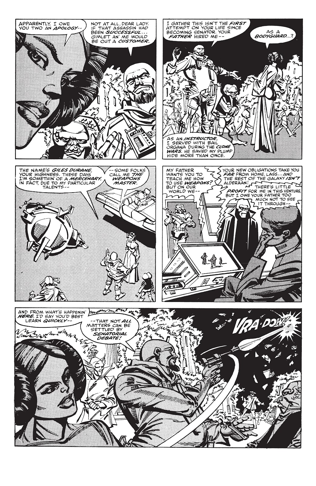 Read online Star Wars Legends: The Original Marvel Years - Epic Collection comic -  Issue # TPB 2 (Part 4) - 60