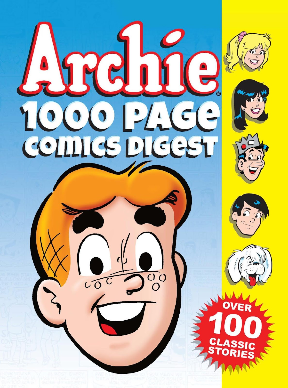 Archie 1000 Page Comics Digest issue TPB_(Part_1) - Page 1