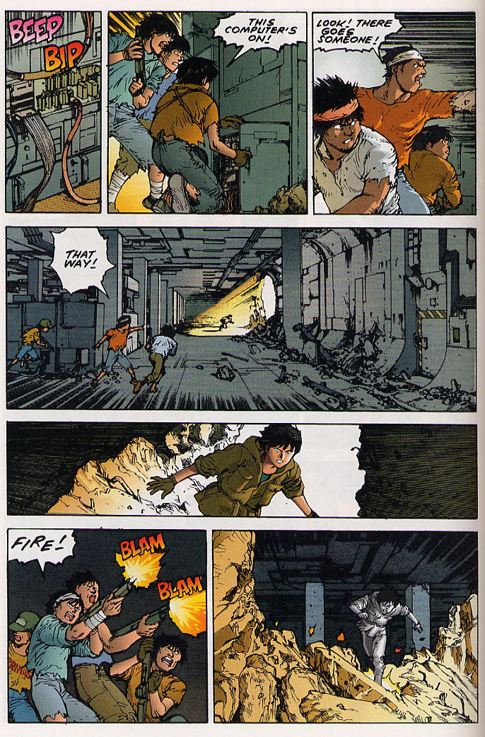 Read online Akira comic -  Issue #25 - 55