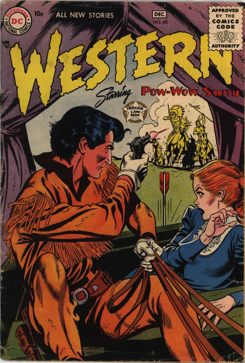 Western Comics 60 Page 1