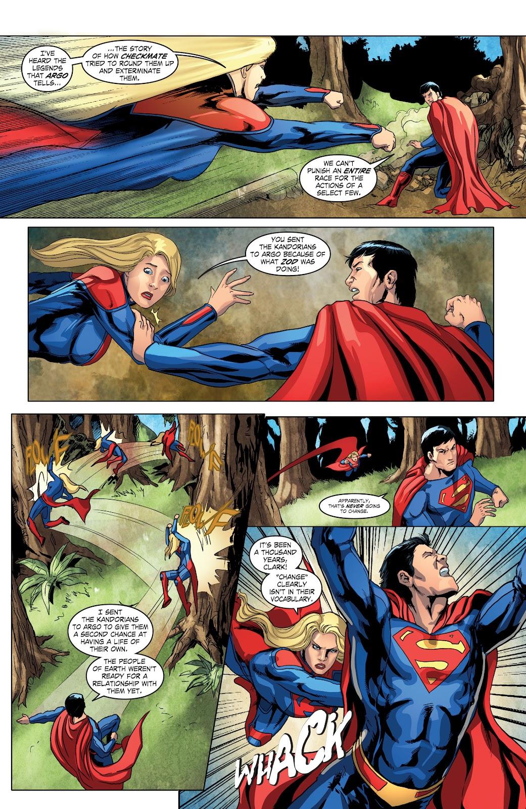Read online Smallville Season 11 [II] comic -  Issue # TPB 4 - 78