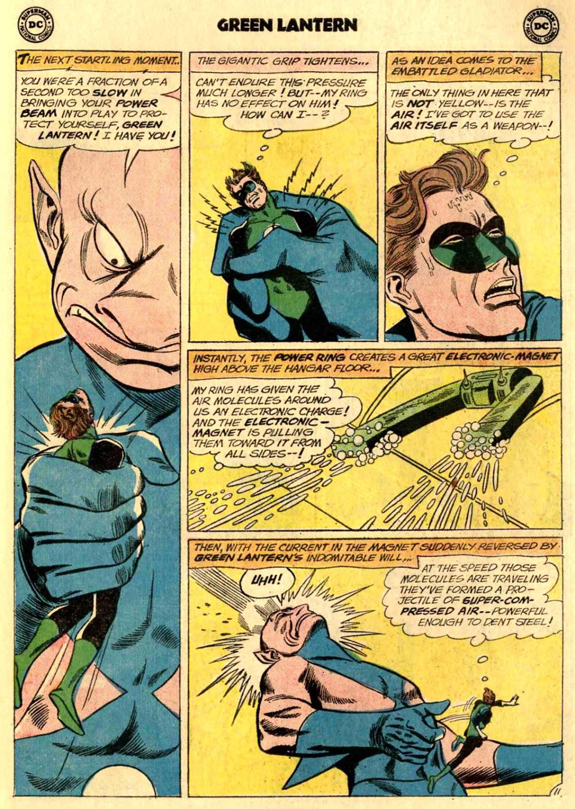 Green Lantern (1960) Issue #24 #27 - English 15
