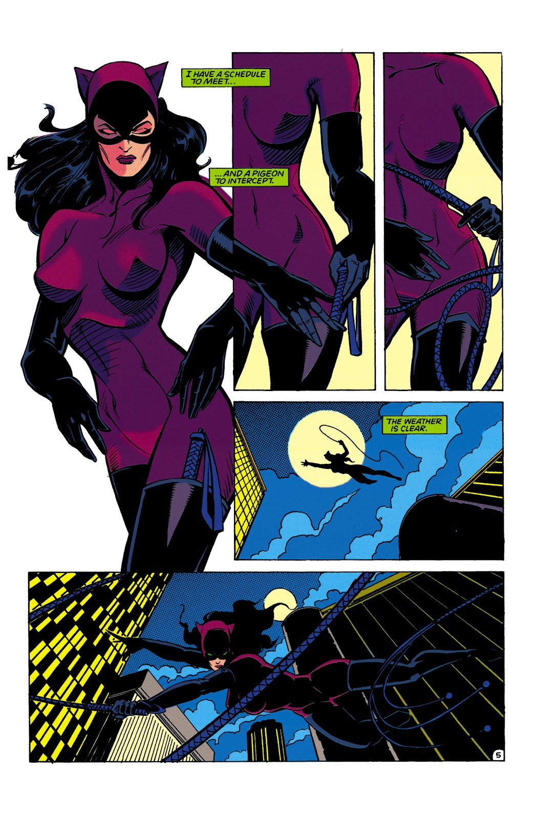 Catwoman (1993) Issue #8 #13 - English 6