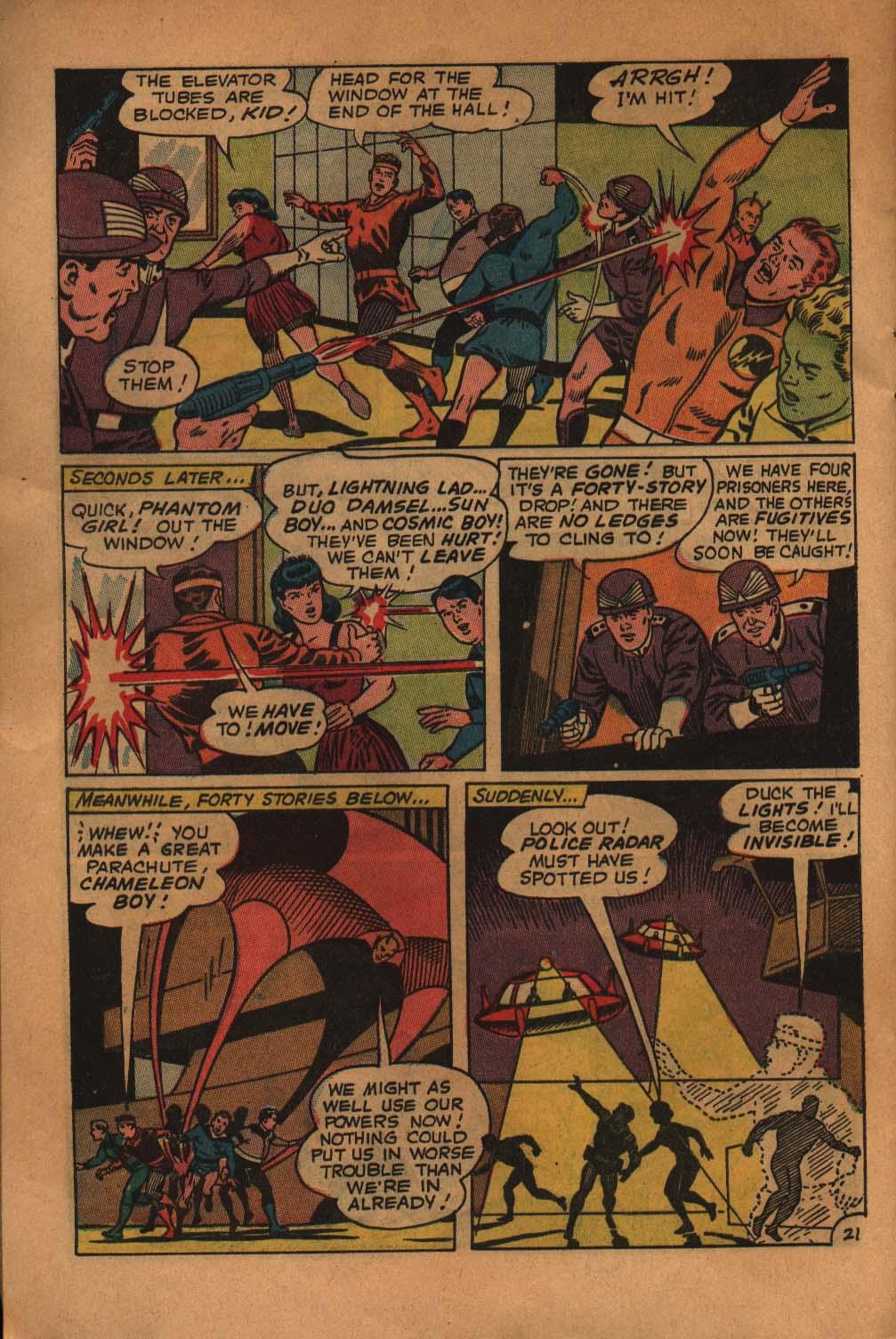 Read online Adventure Comics (1938) comic -  Issue #359 - 28