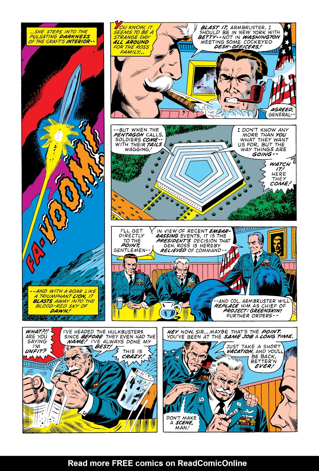Read online Marvel Masterworks: The Incredible Hulk comic -  Issue # TPB 9 (Part 3) - 44