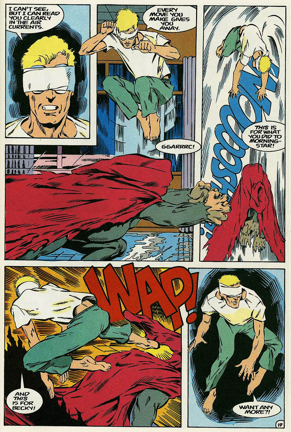Elementals (1984) issue 17 - Page 21