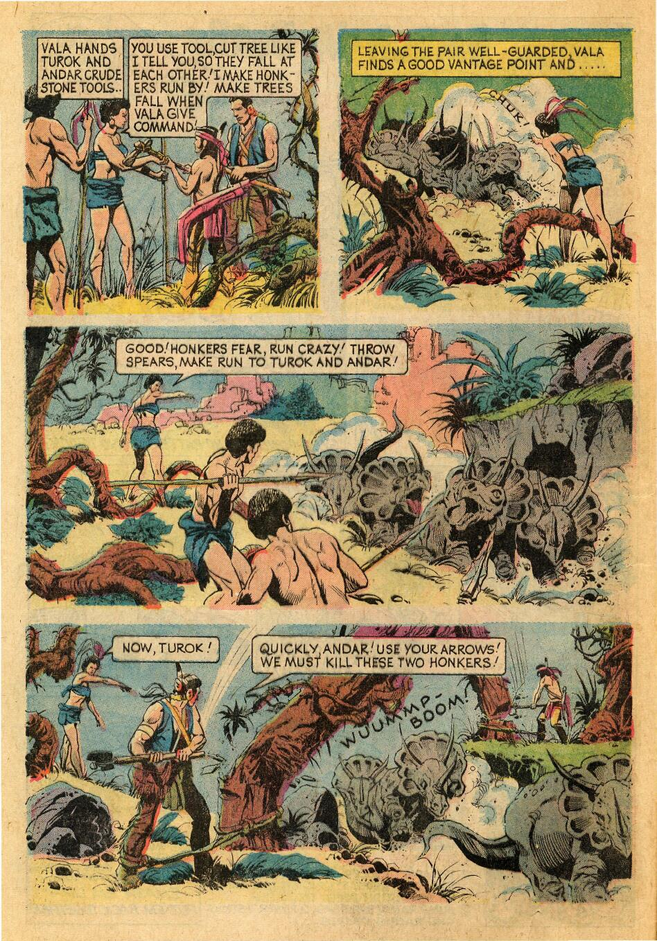 Read online Turok, Son of Stone comic -  Issue #88 - 8