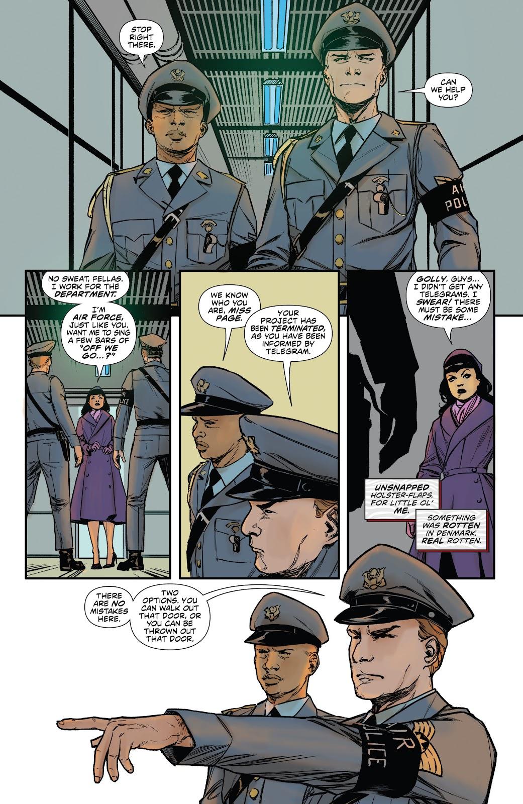 Read online Bettie Page: Unbound comic -  Issue #6 - 20