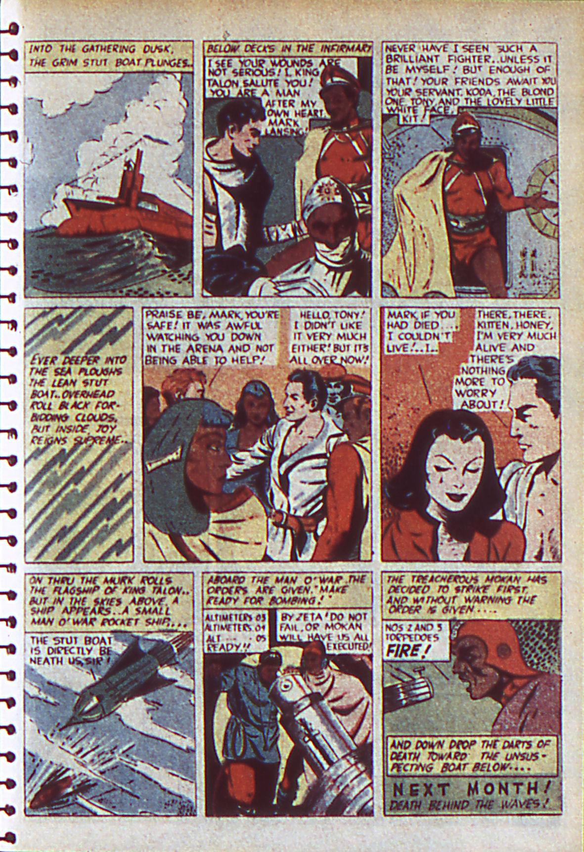 Read online Adventure Comics (1938) comic -  Issue #55 - 26