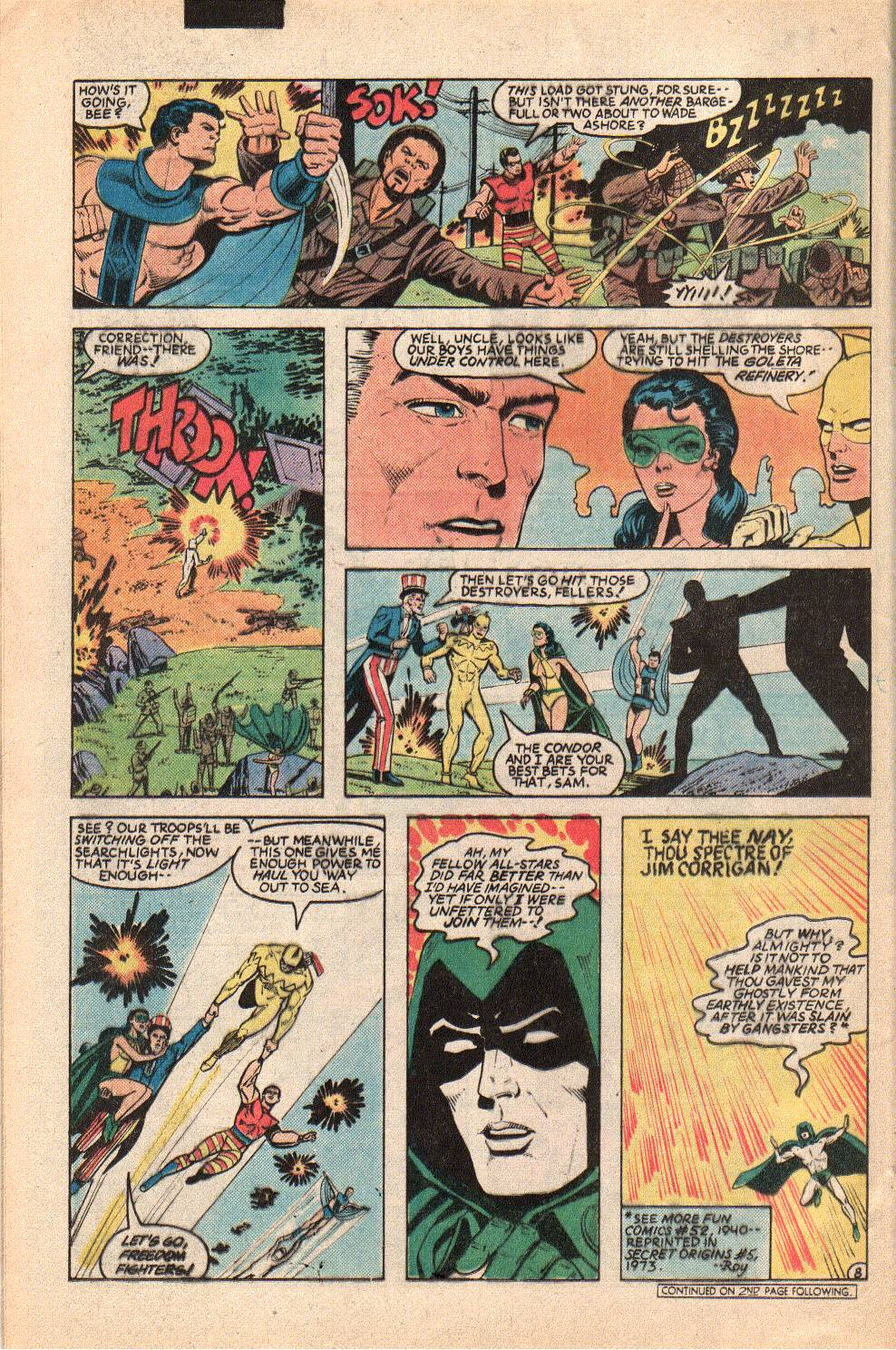 Read online All-Star Squadron comic -  Issue #33 - 12