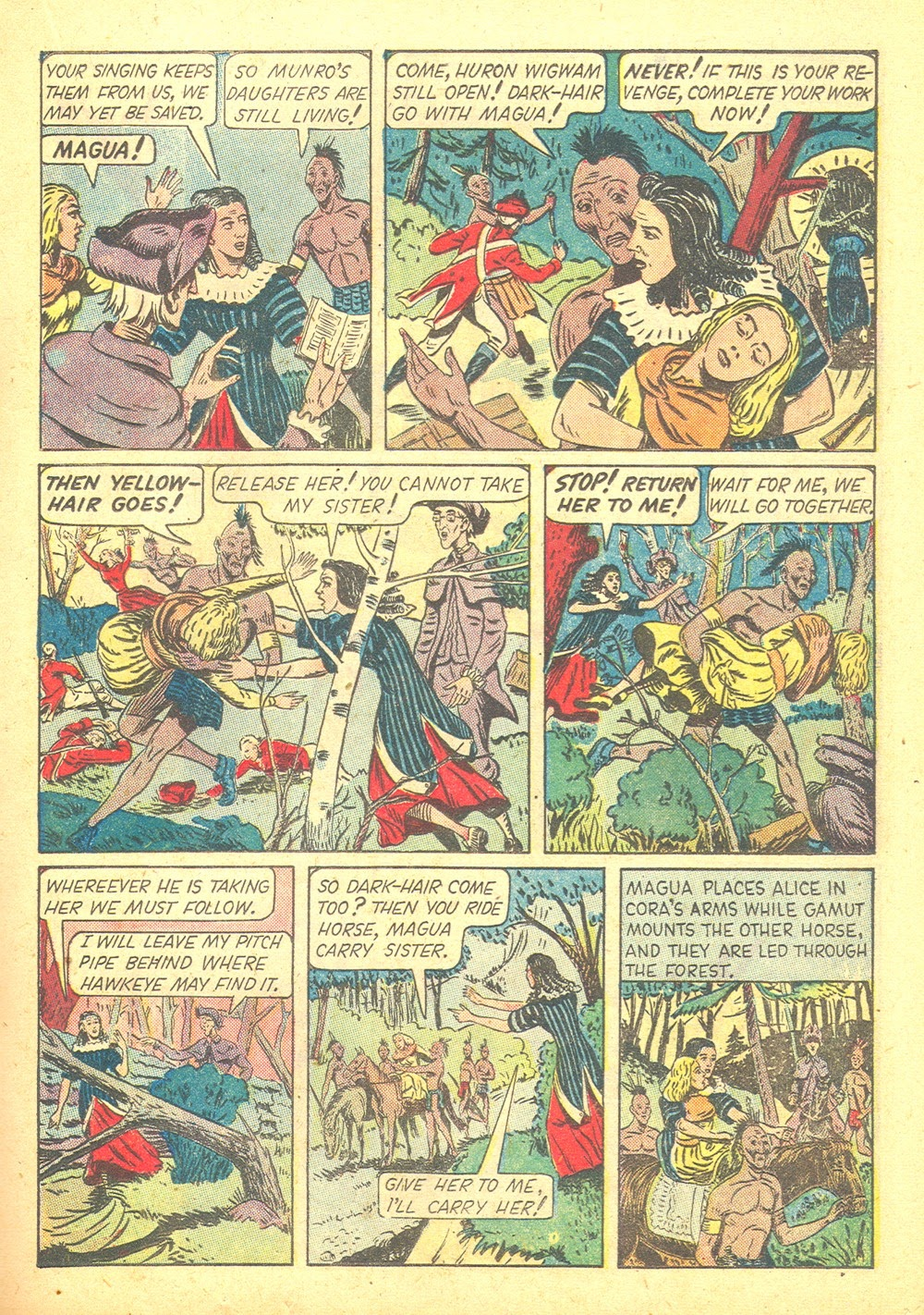Classics Illustrated issue 4 - Page 33