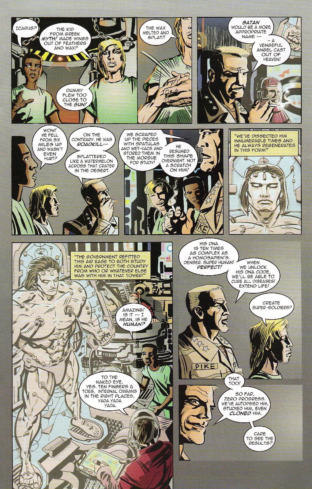 The Savage Dragon (1993) Issue #151 #154 - English 28
