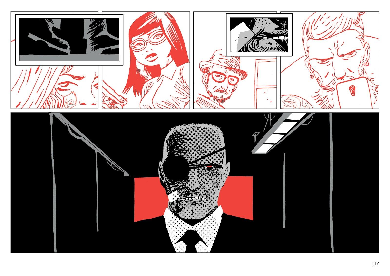 Read online Polar comic -  Issue # TPB The Kaiser Falls (Part 2) - 19
