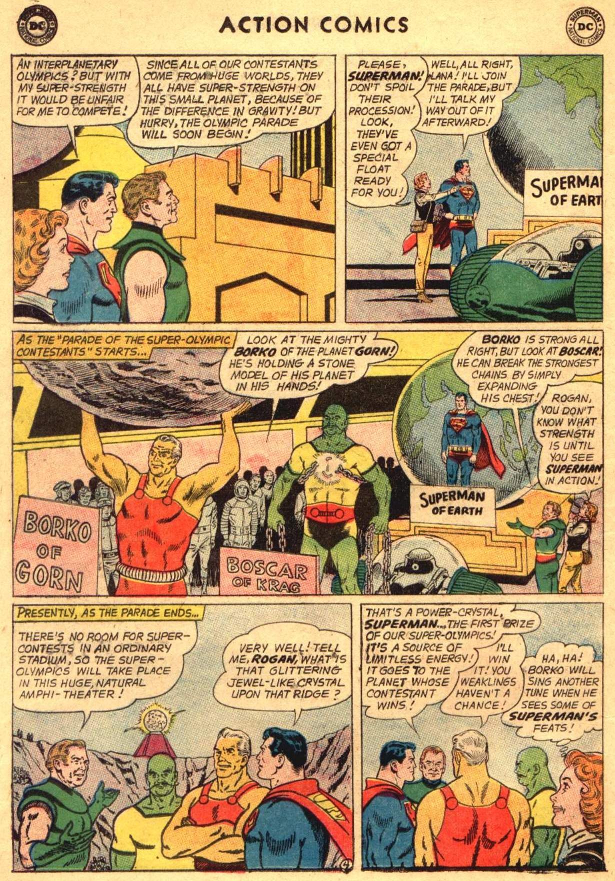 Read online Action Comics (1938) comic -  Issue #304 - 6