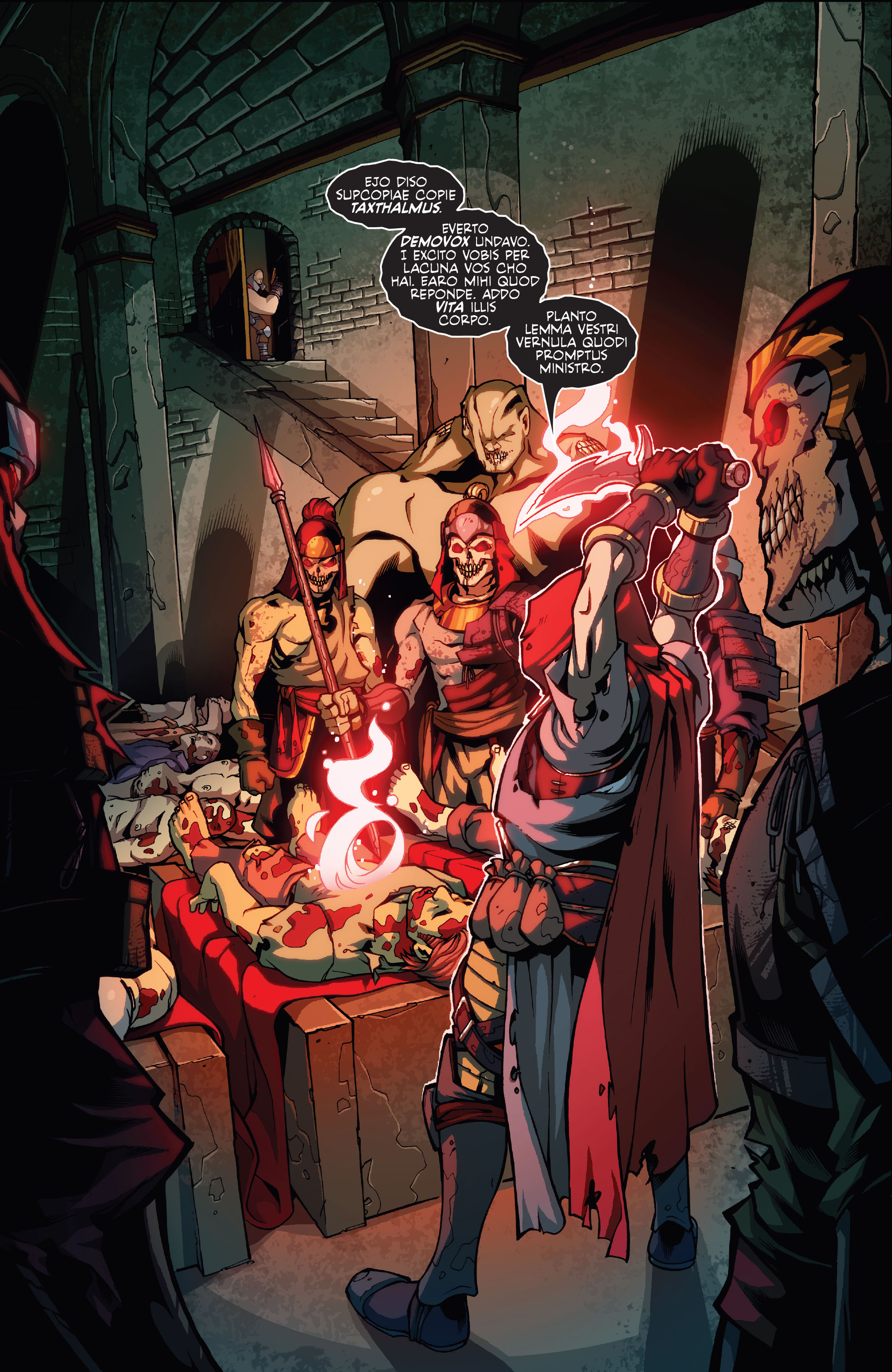 Read online Skullkickers comic -  Issue #3 - 17