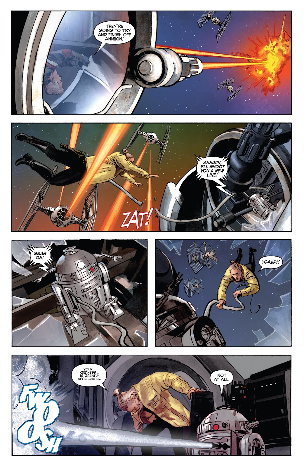 Read online Star Wars Legends: Infinities - Epic Collection comic -  Issue # TPB (Part 5) - 22