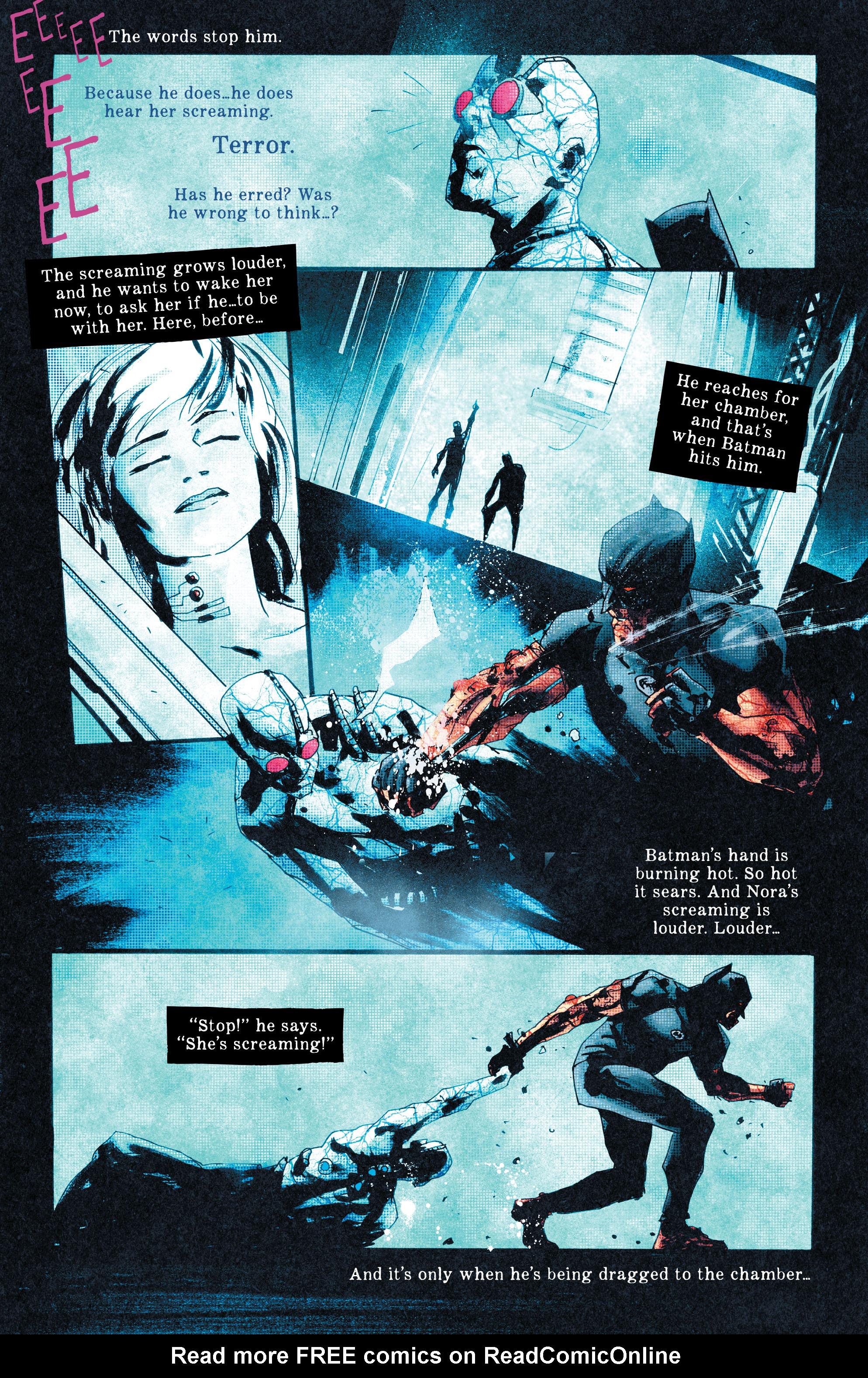 Read online All-Star Batman comic -  Issue #6 - 24