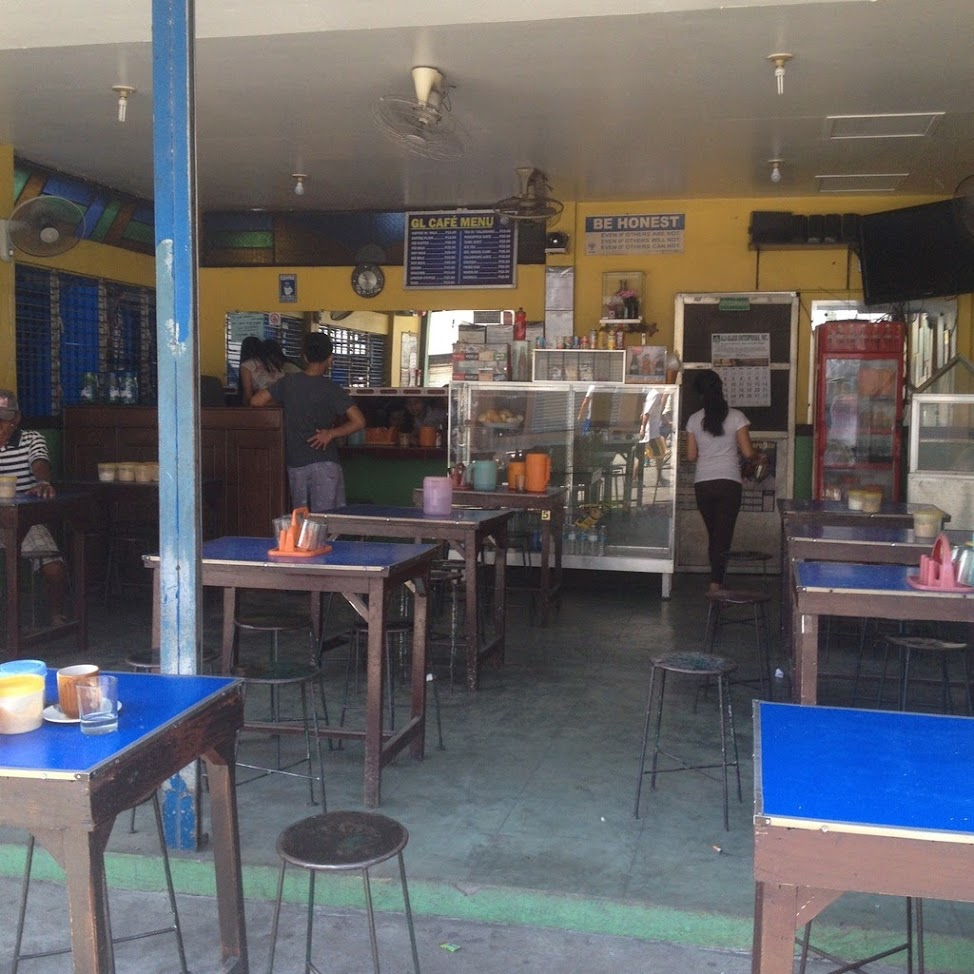 GL Cafe in Bacolod City Negros Occidental Philippines