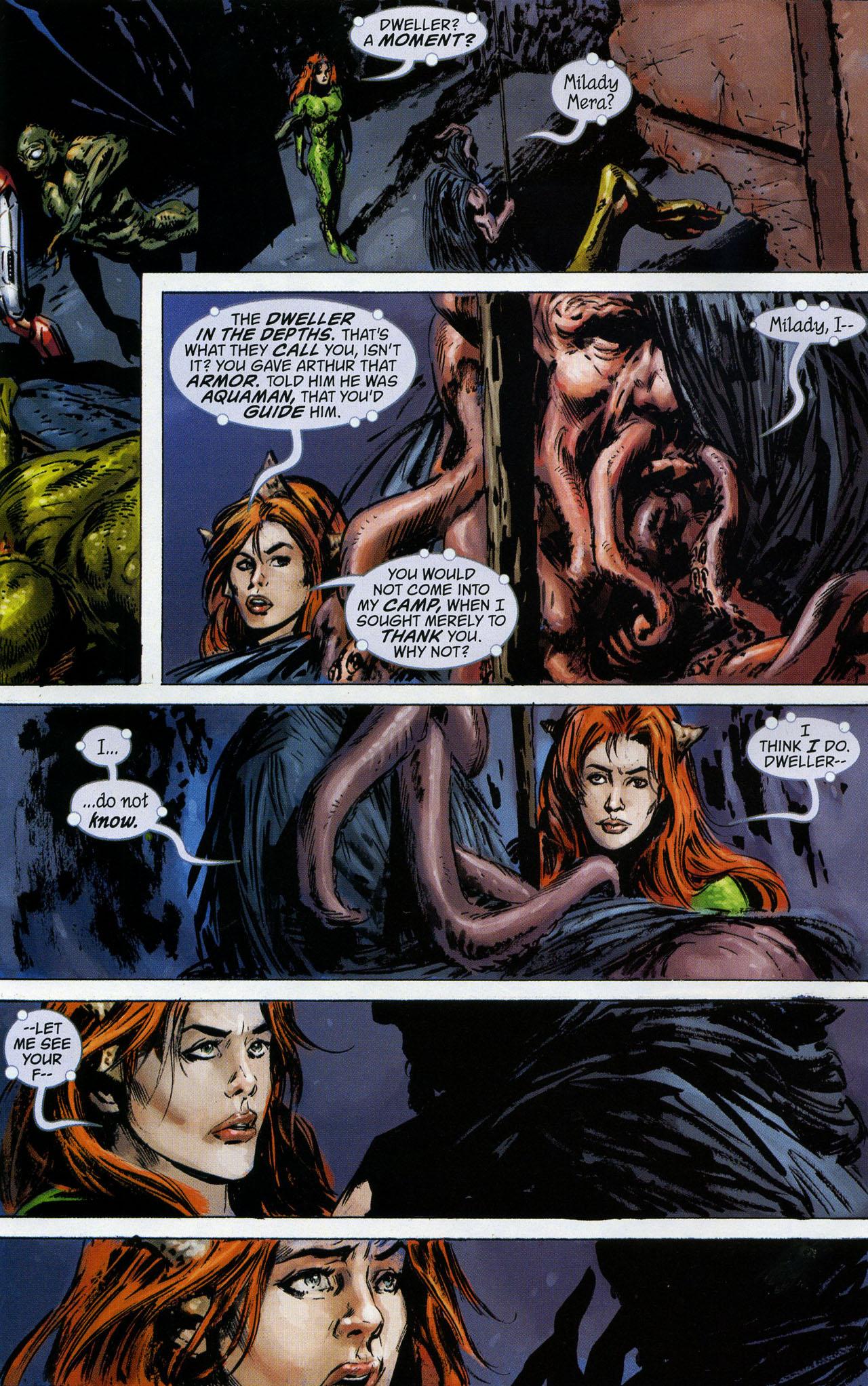 Read online Aquaman: Sword of Atlantis comic -  Issue #44 - 15