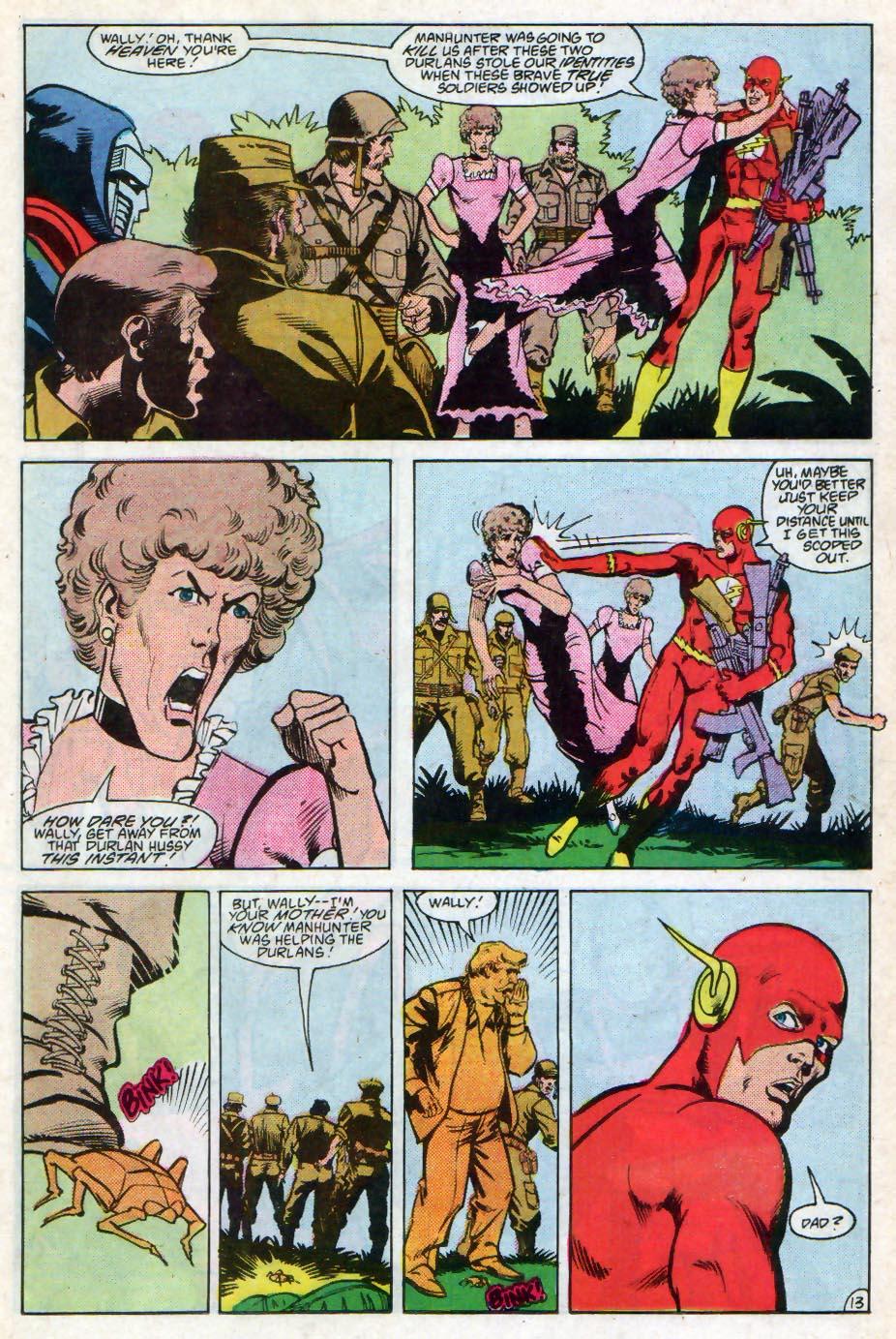 Manhunter (1988) issue 9 - Page 14