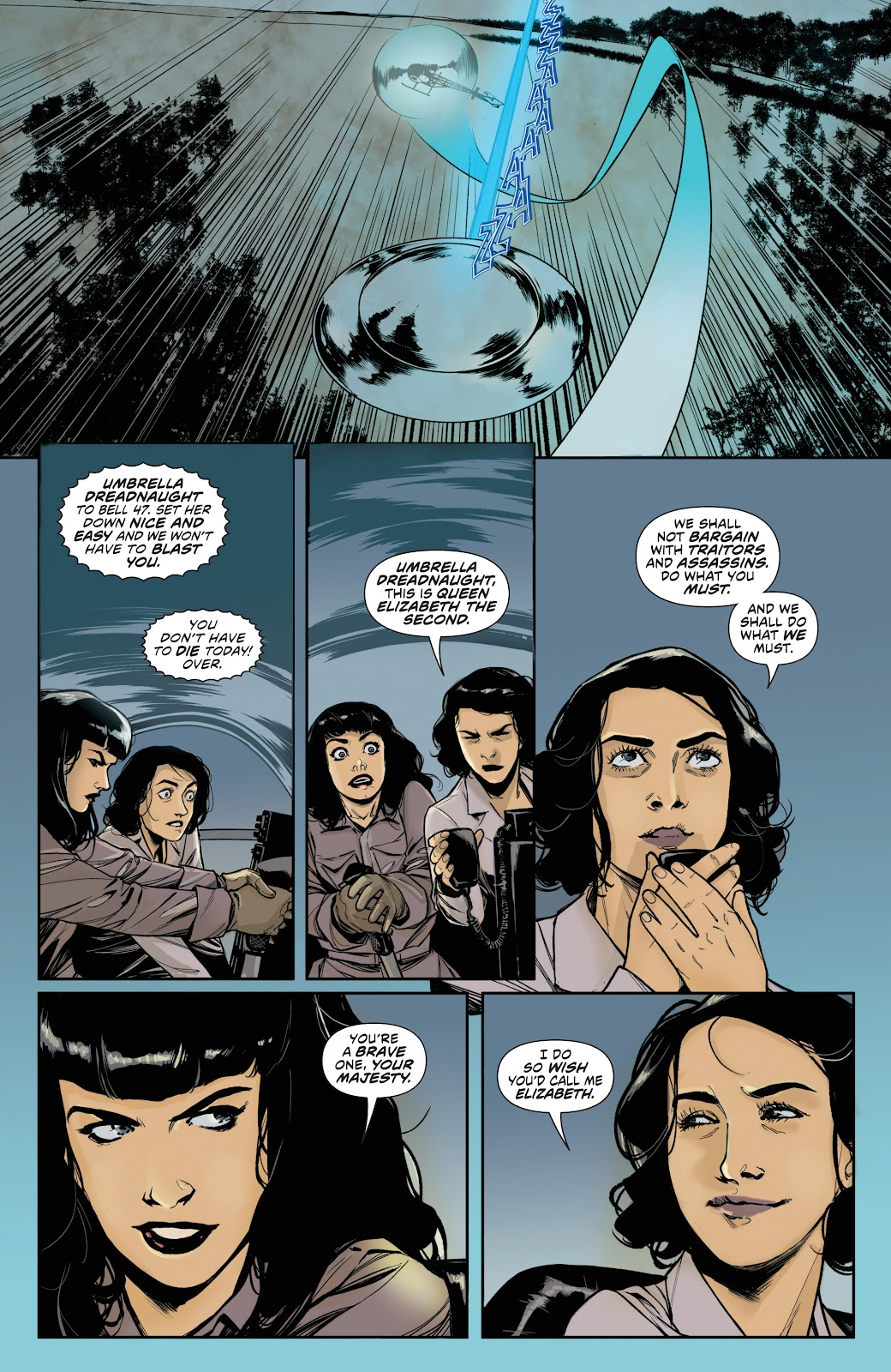 Read online Bettie Page (2018) comic -  Issue #4 - 11