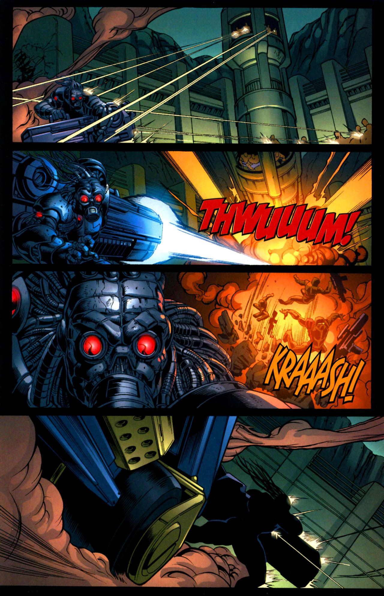 Read online Amazing Fantasy (2004) comic -  Issue #17 - 18