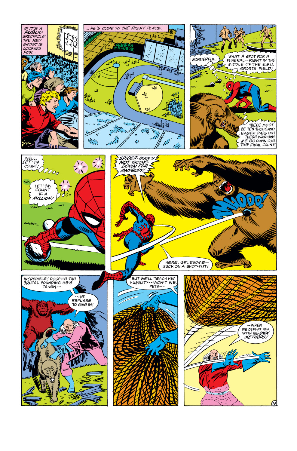 The Amazing Spider-Man (1963) 223 Page 20