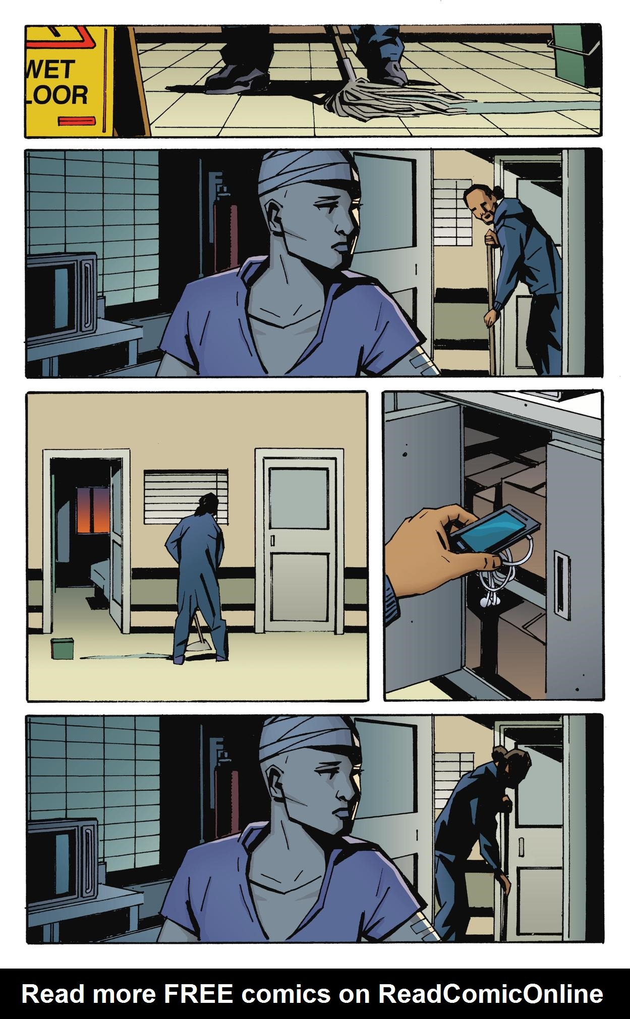 Read online The Girl Who Kicked The Hornet's Nest comic -  Issue # TPB - 138