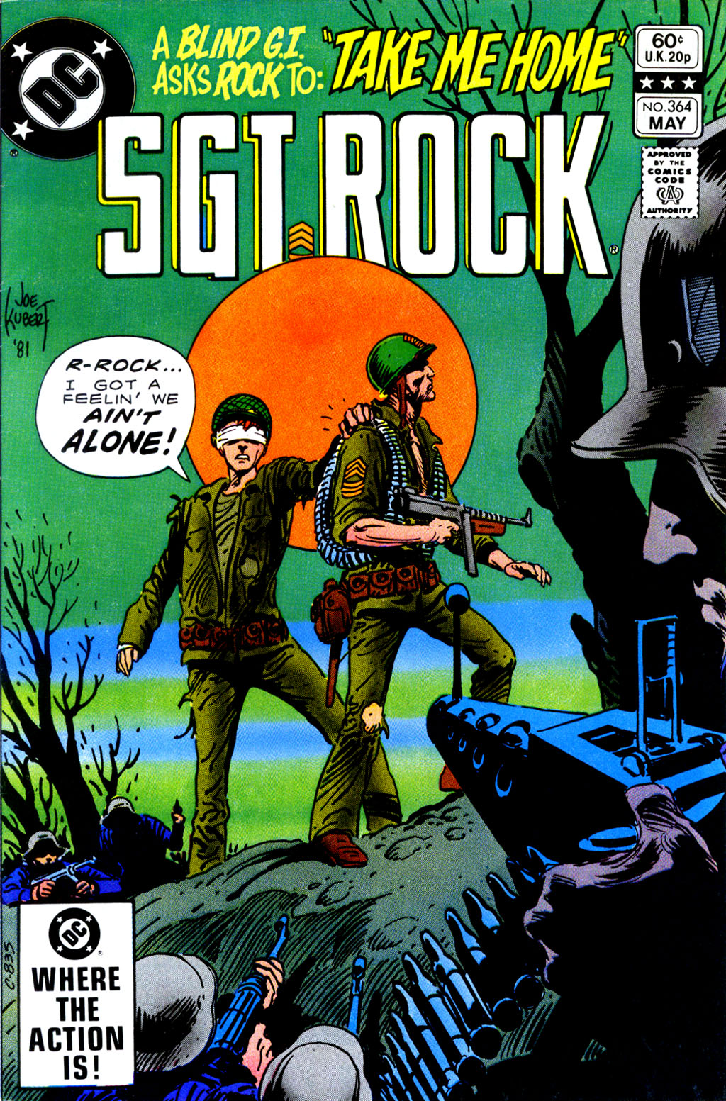 Sgt. Rock issue 364 - Page 1