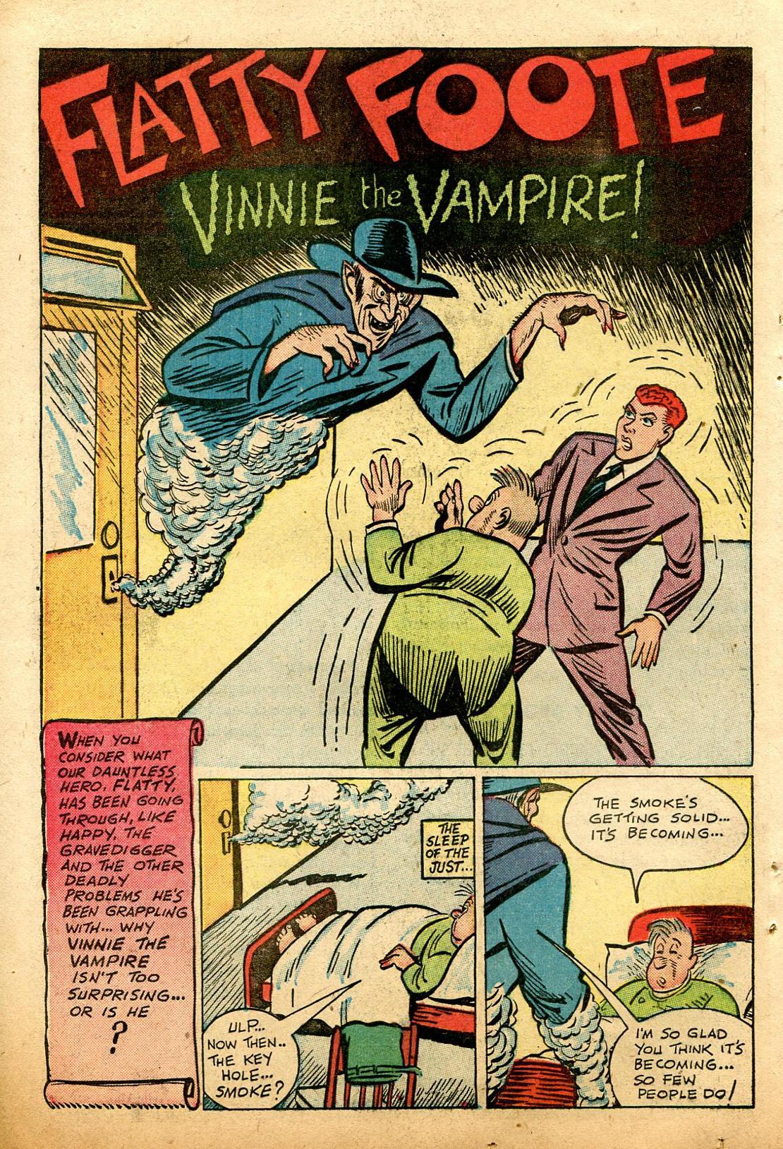 Read online Shadow Comics comic -  Issue #74 - 32
